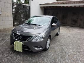 Nissan Versa 1.6 Advance Mt 2017 Unico Dueño