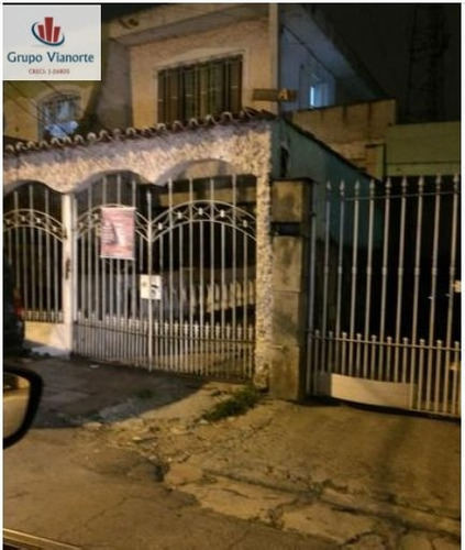 Sobrado A Venda No Bairro Casa Verde Alta Em São Paulo - - Jv694-1