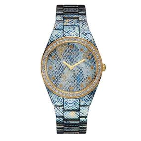 Relógio Feminino Analógico Guess 92561lpgsea1 - Azul