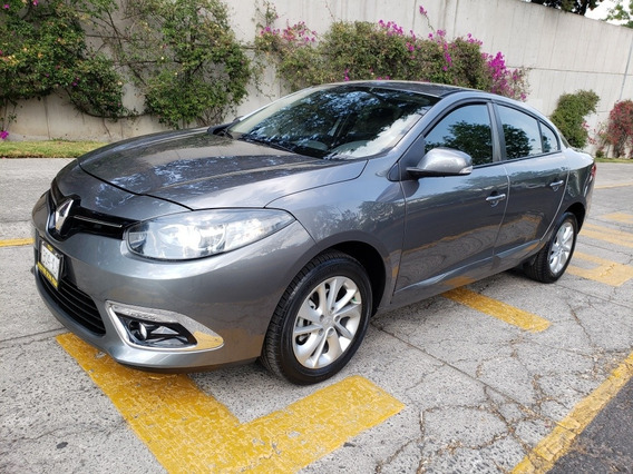 Renault Fluence 2.0 Expression Cvt Mt 2015