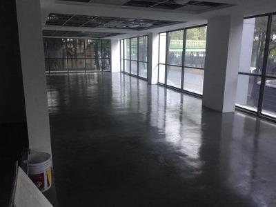 Oficinas Renta Granada, 220m2, Fibra Óptica, Aire,vigilancia