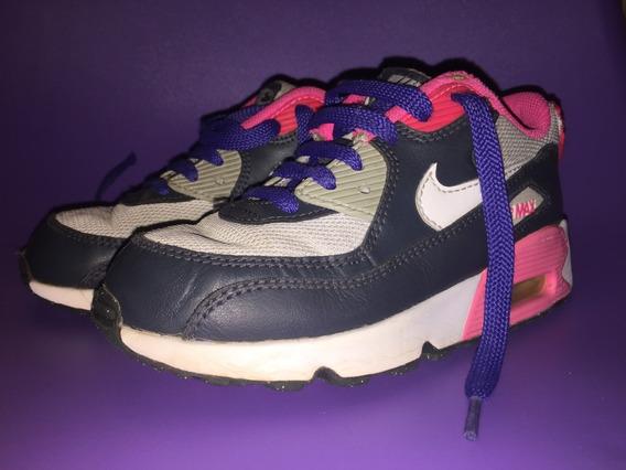 Zapatillas Nike Air Max Talle 30 Uk 12 Usadas