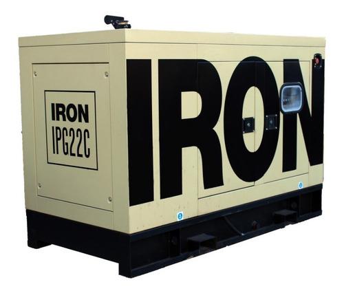 Grupo Electrógeno Iron Ipg22c