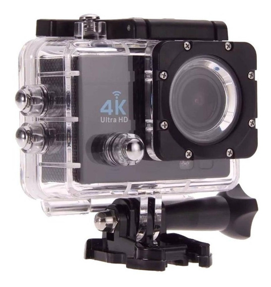 Camera Gocam Action Pro Sport 4k Full Hd Prova Agua Wifi