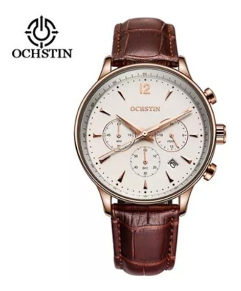 Relógio Esporte Masculino Ochstin, Modelo 6050/050a, Quartzo