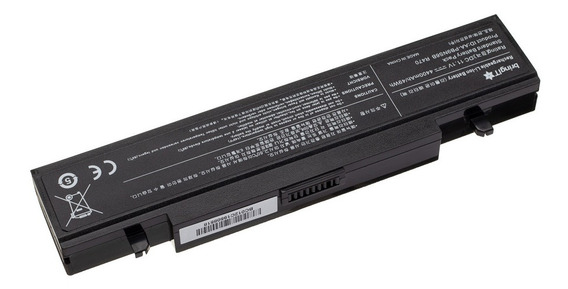 Bateria Para Notebook Samsung Np300e4a-bd2br 4400 Mah Preto Marca Bringit