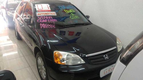 Honda Cvic Lx Automatico 1.7