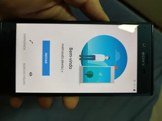 Sony Xperia Xz, 32gb, 23mp, Tela 5.2, Azul - F8331