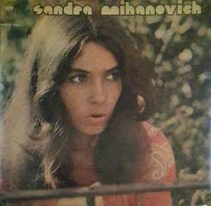 Sandra Mihanovich - Mihanovich Sandra (vinilo)