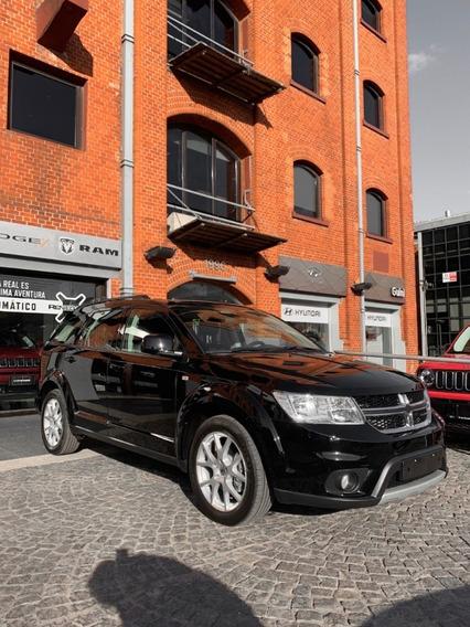Dodge Journey Sxt 3 2017 41.000km Color Negra 5 Puertas