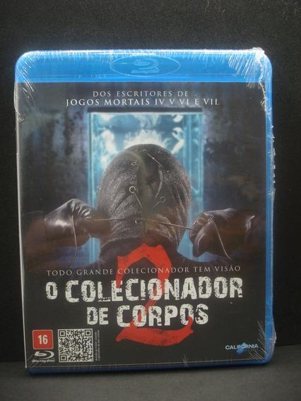 Blu Ray - O Colecionador De Corpos 2 - Orig Lacrado