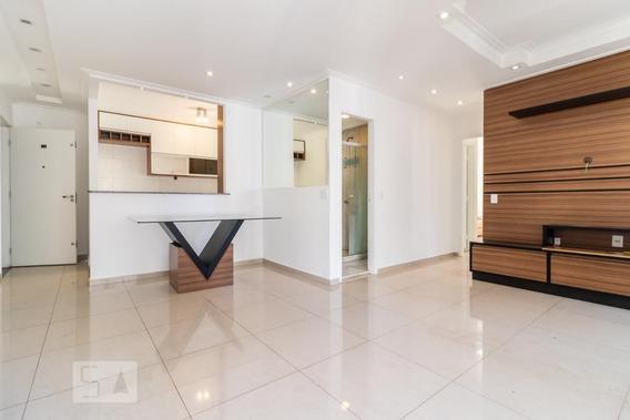 Apartamento No 8º Andar Com 2 Dormitórios E 2 Garagens - Id: 892971505 - 271505