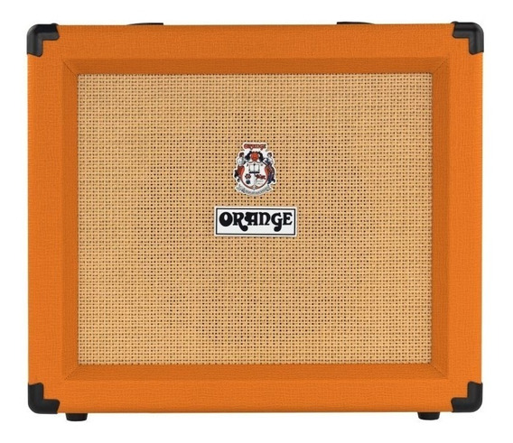 Amplificador Orange Crush 35rt Para Guitarra