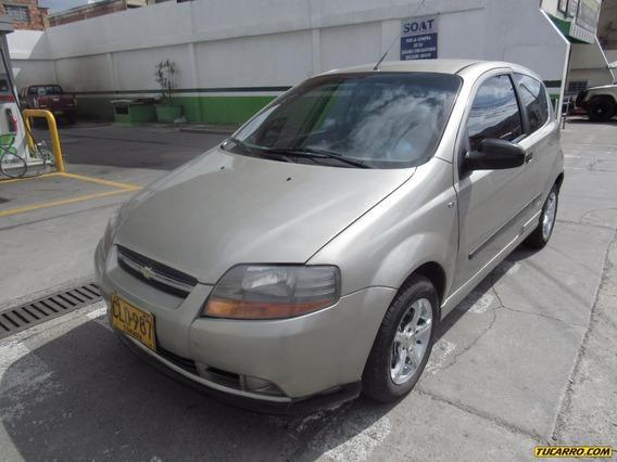 Chevrolet Aveo Gti Coupe