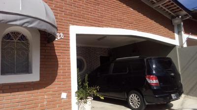 Casa Residencial À Venda, Jardim Santa Genebra, Campinas. - Ca4845