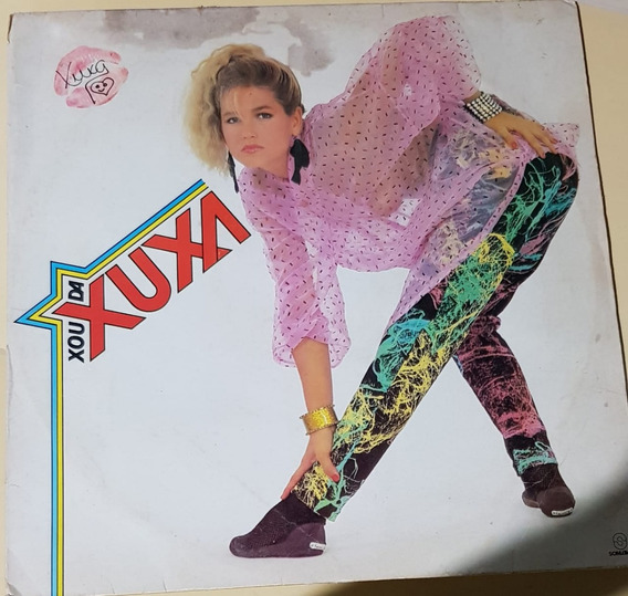 Xou Da Xuxa - Vinil Lp