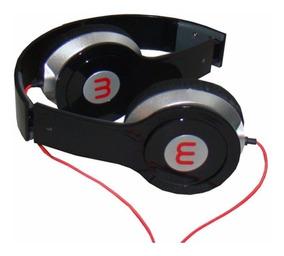 30 Fone Ouvido Mex Style Headphone - Preço Atacado