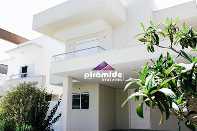 Casa Com 4 Dormitórios À Venda, 300 M² Por R$ 1.100.000 - Urbanova - São José Dos Campos/sp - Ca4532