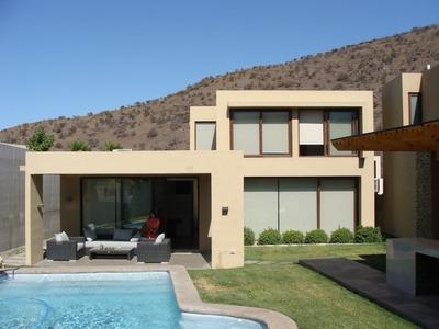 Casa En Venta Chicureo,colina.