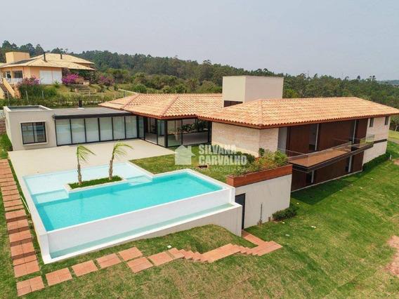 Casa À Venda No Condomínio Terras De São José Ii Em Itu/sp - Ca7841