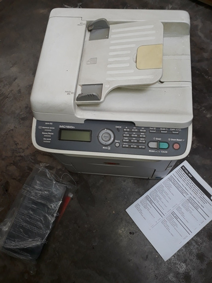 Impressora Lazer Oki Modelo Mc160n Mfp