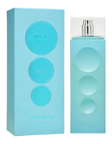 Make Me Fever Blue 100ml - Mahogany Oferta