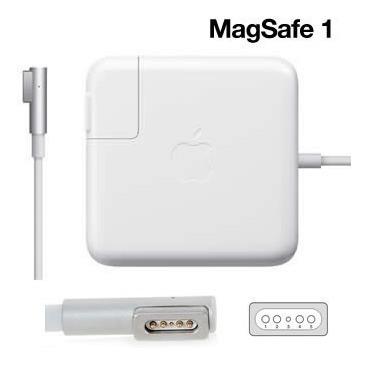 Cargador Para Lapto Magsafe 1 14.5v 3.1a 45watts Tipo L