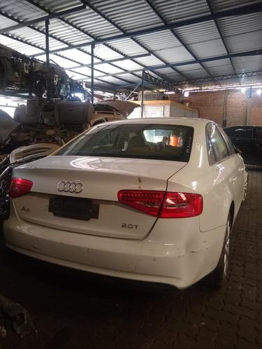 Sucata Audi A4 2.0 2014/2014 180cvs Gasolina