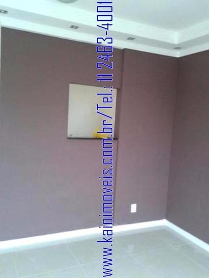 Apartamento Residencial À Venda, Ponte Grande, Guarulhos. - Ap0669