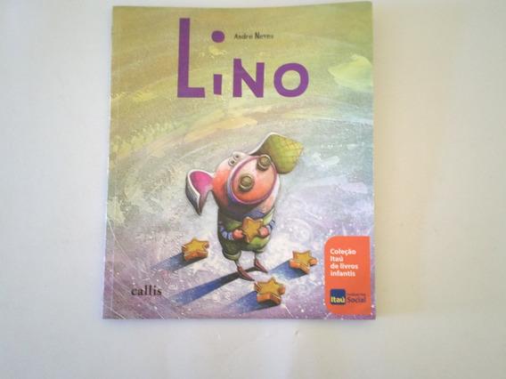 Livro Lino Edição 2012 Usado, Barato E Bem Conservado