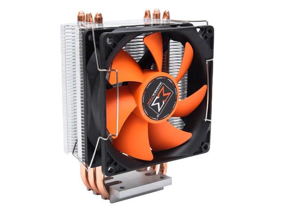 Cooler Cpu Xigmatek Loki Ii C/ 3 Heat-pipe 130w Tdp - Gamer