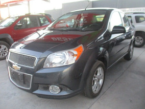 Chevrolet Aveo Ltz, Std, A/c, Color Gris Oxford, Mod. 2015