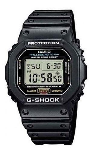 Relógio Masculino Casio G-shock Dw-5600 Original Nota Fiscal
