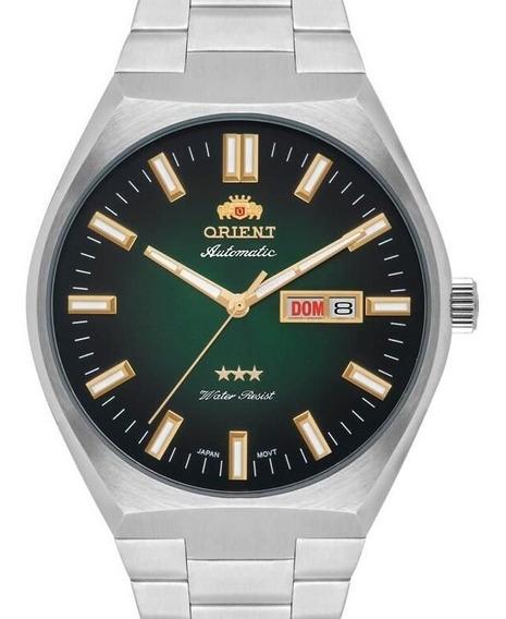 Relógio Orient Masculino Automatico - 469ss086 E1sx
