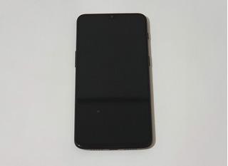 Smartphone Oneplus 6t Preto 6g / 128g Com Display Quebrado