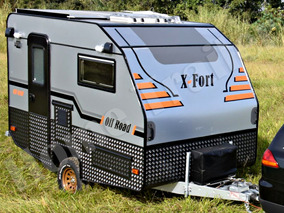 Trailer Off Road, X-fort