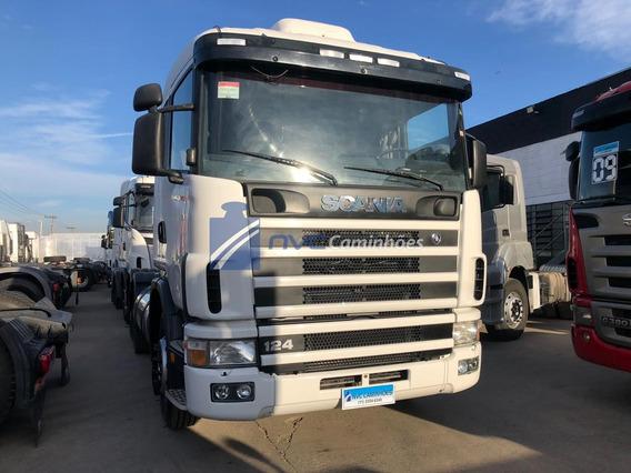 Scania R420 R 420 2008 6x2 Trucado C/ Ar + Retarder= 113 142