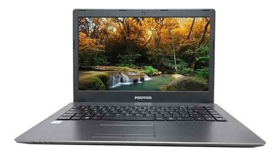 Notebook Positivo N3140 I3-7100u 4gb Hd1tb Ssd120gb W10
