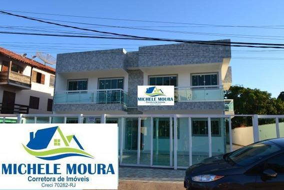 Apartamento Para Venda Em São Pedro Da Aldeia, Balneário De S. Pedro, 2 Dormitórios, 1 Suíte, 1 Banheiro, 1 Vaga - 148_2-404464