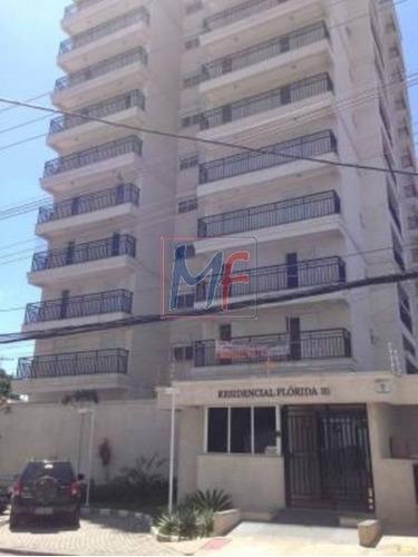 Imagem 1 de 13 de Ref 8837 - Excelente Apartamento Á Venda No Bairro Jardim Flor Da Montanha - Guarulhos, Com 2 Dorms (1 Suíte), 1 Vaga, 66 M² De Área Útil. - 8837