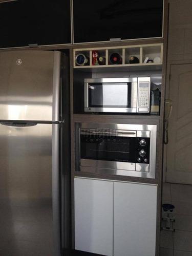Imagem 1 de 10 de Apartamento À Venda, 107 M² Por R$ 650.000,00 - Santa Paula - São Caetano Do Sul/sp - Ap1422