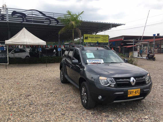 Renault Duster 2.0 4x4 Full E
