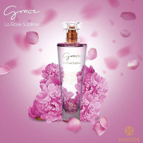 Perfume Grace La Rose Sublime Hinode