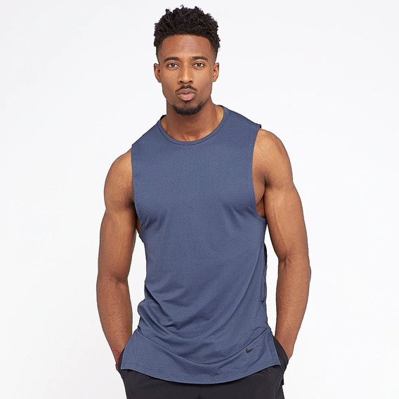 Body Camiseta Hombre Nike Fitted Utility Tank Aj1683-471