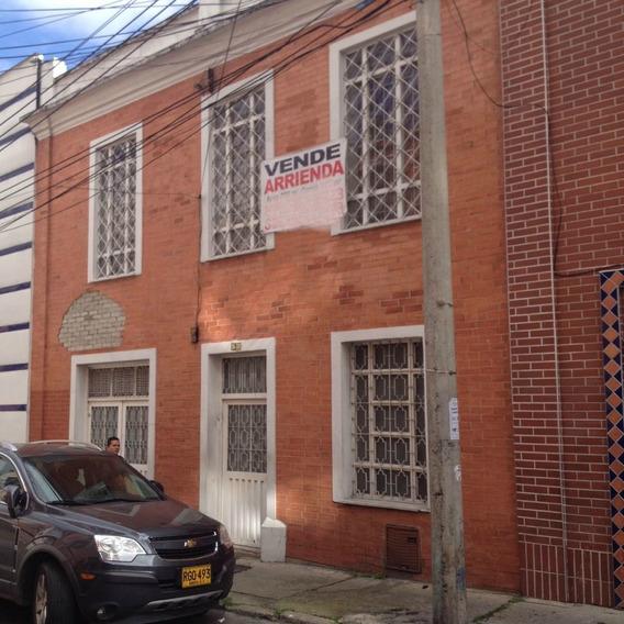 Casas En Venta Chapinero 532-2517