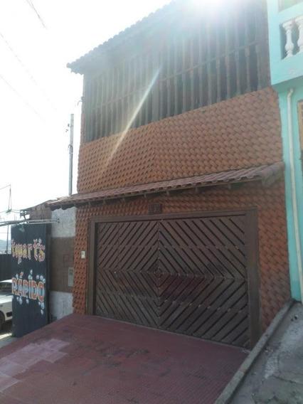 Sobrado À Venda, 194 M² Por R$ 800.000,00 - Parque Cruzeiro Do Sul - São Paulo/sp - So14513