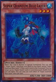 Super Quantum Blue Layer - Op02-en008