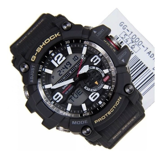 Relógio G- Shock Mudmaster Militar Promoção