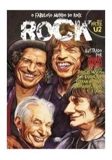 O Fabuloso Mundo Do Rock Andres Cascioli Livro
