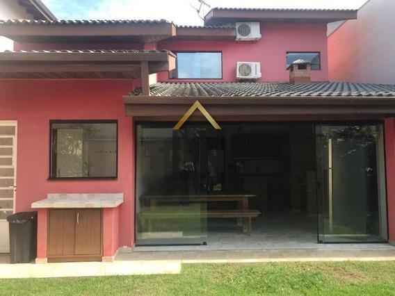 Excelente Casa No Condomínio Campos Do Conde I - 353